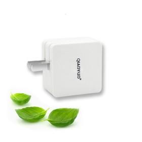 2.5A双USB 双口快充头 手机充电器 可折叠
