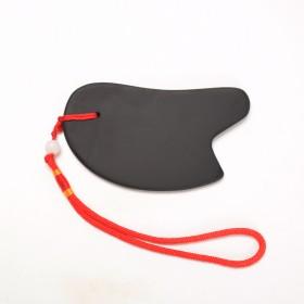 砭石刮痧板多功能山自助按摩开背推拿刮痧面部腰部