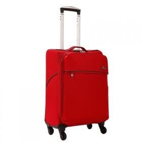 【外贸出口】牛津布拉杆箱帆布旅行箱登机箱密码行李箱