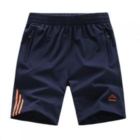 夏季男士运动短裤休闲裤 加肥加大码裤子沙滩裤