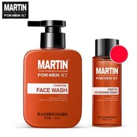 男士洗面奶控油祛痘去黑头淡化痘印补水保湿洁面乳护肤