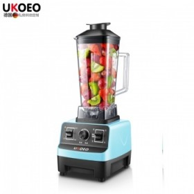 ukoeo 德国豆浆机商用现磨搅拌机家用榨汁破壁机