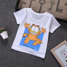 童装夏季2018儿童短袖T恤 童T恤 短袖