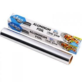 【烤乐仕】锡纸烧烤铝箔纸锡箔纸烤箱专用锡纸 十米长