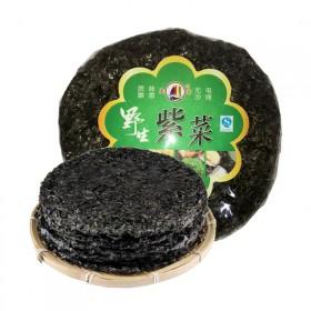【买一发二】福建野生紫菜发80克