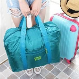 旅行收纳袋大容量手提袋折叠衣物整理包