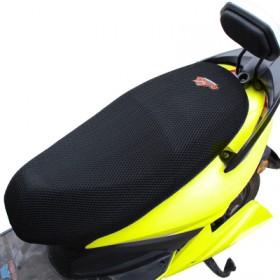 电动摩托车坐垫套防水座垫套隔热防晒透气电车坐垫套