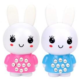 小兔子故事机早教机0-3-6岁婴儿童音乐玩具