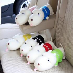 车载竹炭包活性炭 公仔毛绒玩具儿童礼品