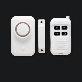 可充电家用开门窗防盗报警器商店铺防小偷安防室内家庭