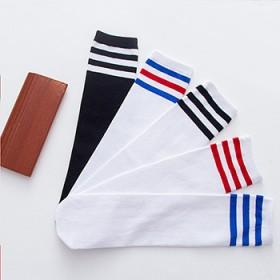 特惠【2双装】儿童纯棉中筒袜子舞蹈袜