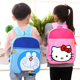 幼儿园卡通书包男孩女童小背包儿童双肩包