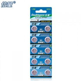 【10粒】LR44纽扣电池石英表手表电子设备小电池