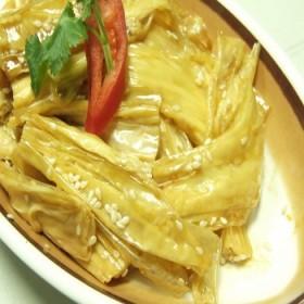 优惠2斤装今年新腐竹 腐竹 油豆皮 豆干 素肉