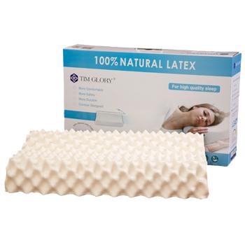 TIM GLORY 乳胶枕头 泰国进口成品保健护颈