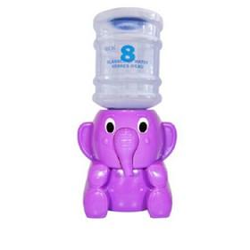 迷你饮水机8杯水卡通饮水机小型带桶可爱儿童饮水机