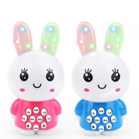 迷你小兔子故事机儿歌播放玩具