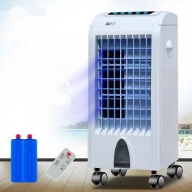 菊花空调风扇冷风扇冷风机水冷空调冷气扇制电风扇风扇