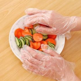 1000只 厨房用加厚一次性手套