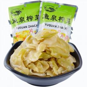鱼泉片片脆榨菜20袋