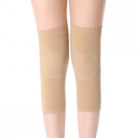 夏季护膝超薄款夏天女士空调房护膝盖保暖护关节腿套