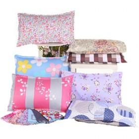 枕套一对2只装不含枕芯枕头套通用大小