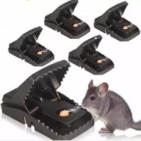 1只装驱老鼠夹捕鼠器家用灭鼠神器抓杀扑老鼠夹子捉老