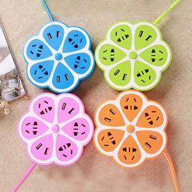 创意USB插座办公室插座创意礼品宿舍神器