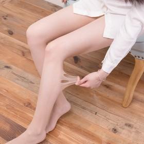 (拍两条)两条孕妇打底袜裤防勾丝托腹夏天超薄丝袜