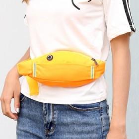 运动腰包男女包户外包手机包超薄腰包跑步骑行包带耳机