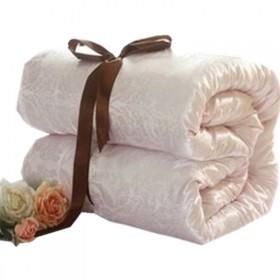 蚕丝被8斤配专用皮包八斤被子被芯冬被