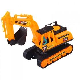 大号工程车玩具儿童挖掘机推土机