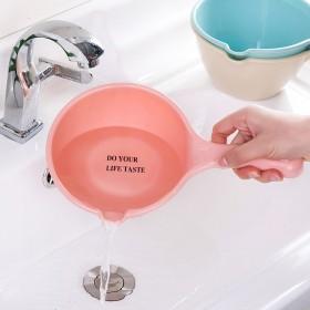 3个装 加厚水瓢厨房长柄水勺沐浴水舀