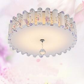 LED吸顶灯主卧室灯现代简约客厅灯圆形房间灯