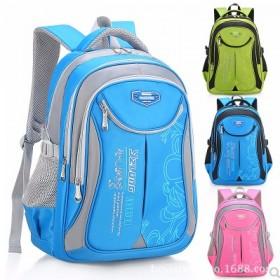 男女小学生书包1-6年级学生双肩包减负护脊儿童书包