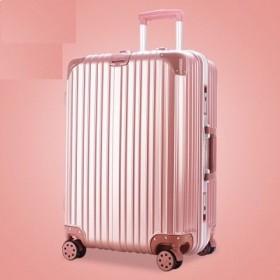 铝框行李箱万向轮拉杆箱28寸26寸密码箱