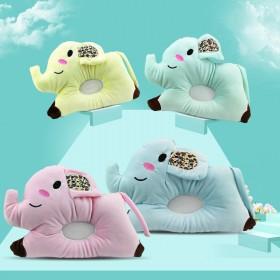 宝宝定型枕0-1岁新生儿纠正偏头枕宝宝头型矫正小象