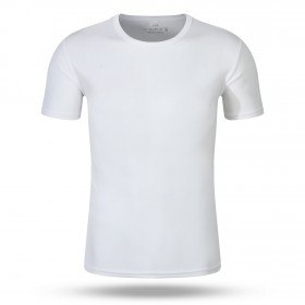 沃尔玛专柜纯棉男士短袖T恤
