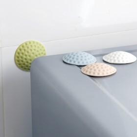 10个 加厚硅胶墙面防撞垫门后静音防碰垫