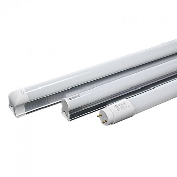 led灯管一体化做台灯