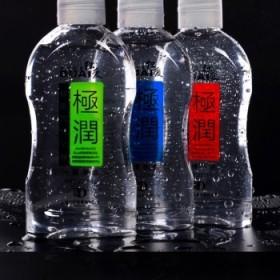 独爱大瓶装220ml极润人体润滑油水溶性按摩油房事