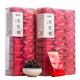 【拍4盒】大红袍4盒X20包自饮装(退货补十元