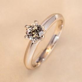 s925纯银戒指开口食指戒男女士指环情侣对戒