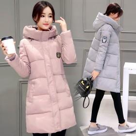 【送运费险】冬季外套加厚大毛领冬衣外套潮免费试穿