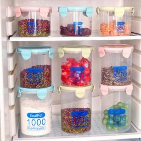 3个装 1000ML食品储物罐奶粉罐