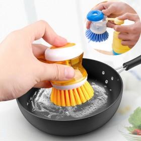 【刷锅神器可加液不伤手】刷锅刷子家庭必备不粘油厨房