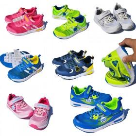 男女童单网运动鞋