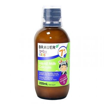 澳洲Brauer婴幼儿乳钙补钙