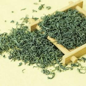 绿茶新茶 松阳银猴龙井香茶 原产地直销高山云雾绿茶
