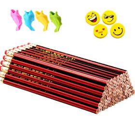 50支HB铅笔套装小学生铅笔套装